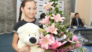 Юная алматинка выиграла четвертый чемпионат мира по шахматам