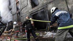 В Хабаровском крае хозяин горящего дома обстрелял пожарных