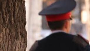 В центре Москвы избили полицейского