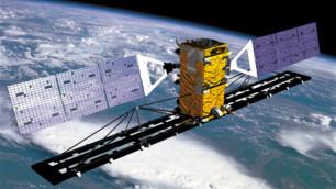 Спутник KazSat-2 начал работать на Казахстан