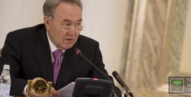 "Масимов предложил присвоить Назарбаеву звание ""Халық Қаһарманы"""