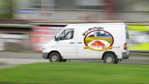 В Сиднее мужчина угнал фургон с мясом