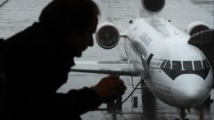 Во Внуково Boeing врезался в Ту-154