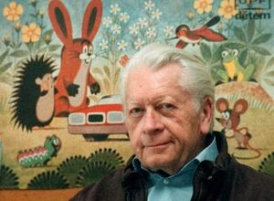 В Чехии умер создатель мультфильма про Крота