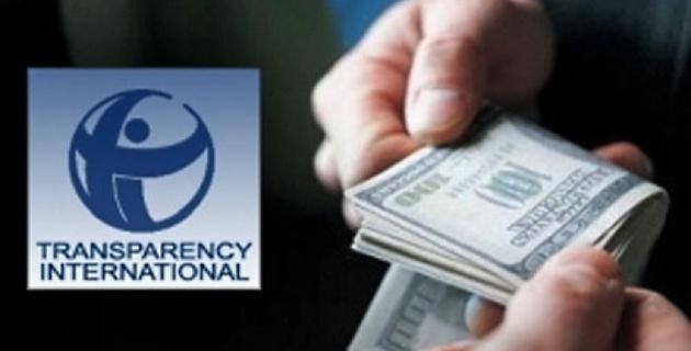 По уровню коррупции Россия догнала Нигерию и Уганду