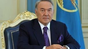 "Парламент наделил Назарбаева званием ""Халық Қаһарманы"""