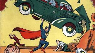 Дебютный комикс о Супермене продали за два миллиона долларов