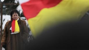 Джиоева пообещала сорвать повторные выборы в Южной Осетии