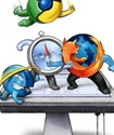 Google Chrome впервые обошел Firefox по популярности