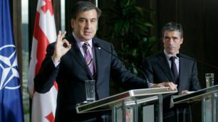 Саакашвили помиловал израильских бизнесменов-взяточников