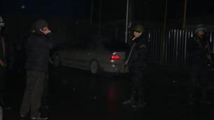 При перестрелке под Алматы ликвидированы пять террористов