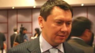 Кажегельдин обратился к ЕС для объявления Алиева в розыск