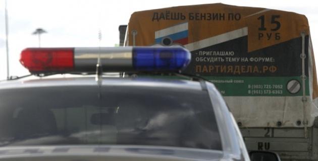 В Приморье полицейский возил заложника в багажнике