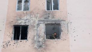 В Цхинвали из гранатомета обстреляли квартиру генпрокурора Южной Осетии