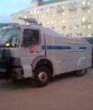 В Москве приготовили водометы к предстоящим митингам оппозиции