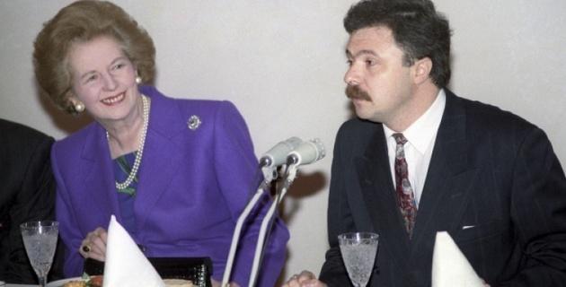 Маргарет Тэтчер утвердила план собственных похорон