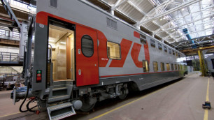РЖД запустили прямой поезд из Москвы в Париж