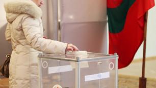 Оглашение итогов президентских выборов в Приднестровье отложили на сутки
