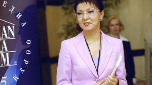 Политолиги назвали возвращение дочери Назарбаева в политику ожидаемым