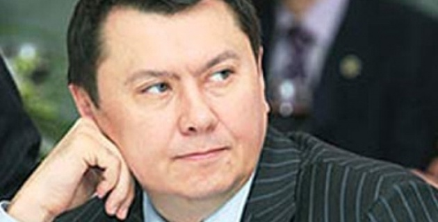 Британская газета вычислила местонахождение Рахата Алиева