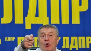 Жириновский проголосует против своего выдвижения в президенты РФ