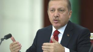 """Time назвал Эрдогана """"Человеком года"""""""