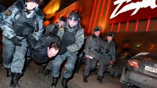 Спецподразделениям по разгону митингов поднимут зарплату