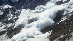 В горах Алматы возрос риск схода лавин