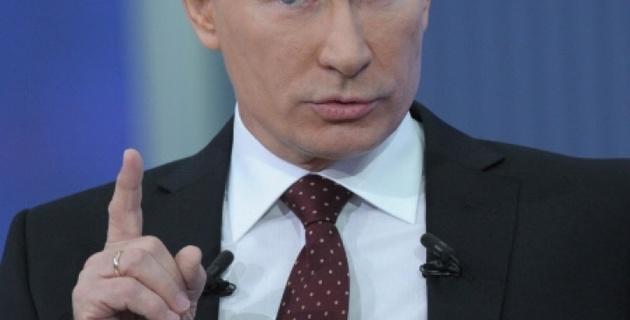 Путин ответил на заявление Маккейна о повторении судьбы Каддафи