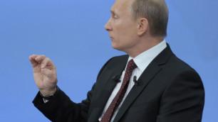 Путин считает Прохорова достойным соперником на президентских выборах