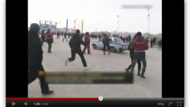 В результате беспорядков в Жанаозене погибли 10 человек