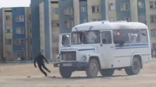 В потасовке в Жанаозене тяжело ранили замначальника УВД
