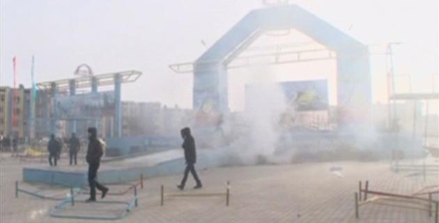 При беспорядках в Жанаозене погибли 11 и пострадали 86 человек