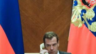 Медведев пожаловался Обаме на американских политиков