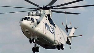 СК озвучил версии причин жесткой посадки Ми-26 в ХМАО