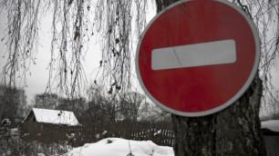 В Алматы ограничат въезд иногороднего транспорта