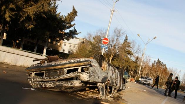 Число погибших в беспорядках в Жанаозене увеличилось до 15