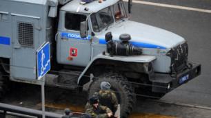 МВД опровергло сведения о привлечении дополнительных сил в Москву 24 декабря