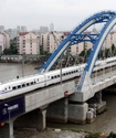 Китай успешно испытал суперскоростной поезд