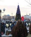 В Актау отменили новогодние массовые празднования