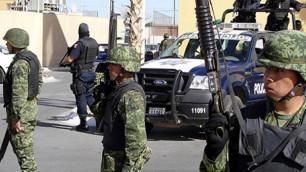 В Мексике пойман лидер крупнейшего в стране наркокартеля