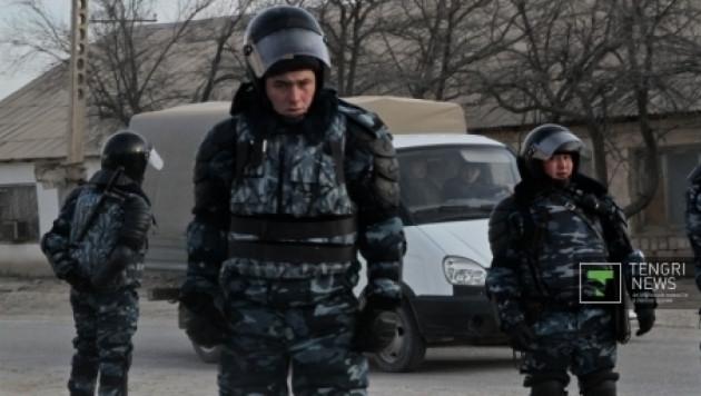 Число арестованных за участие беспорядках в Жанаозене возросло до 18
