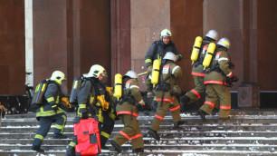 Гражданка КНР пострадала при пожаре в МГУ