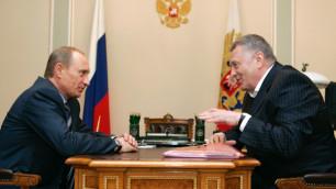 Жириновский заработал больше Путина