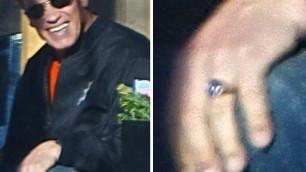 Шварценеггер вновь стал носить обручальное кольцо