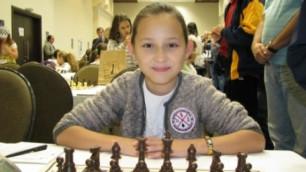 11-летняя алматинка не смогла стать самым молодым гроссмейстером