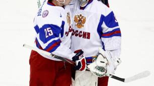 Российская молодежка проиграла финал чемпионата мира по хоккею