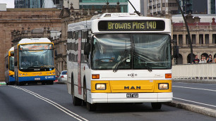 В Австралии взорвался автобус с детьми