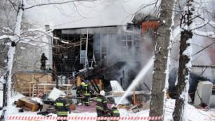 На месте взорвавшегося в Москве ресторана задержаны мародеры