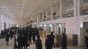 Аэропорт Владивостока эвакуировали из-за сообщения о бомбе